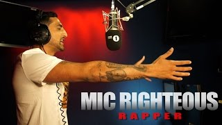Watch Mic Righteous Fire In The Booth video