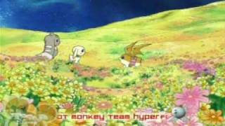 Digimon Frontier - Three Guardian Angels