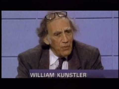 The Life of William Kunstler