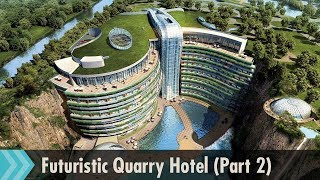 Underwater Quarry Hotel Shanghai (PART 2)