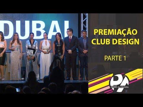 Premiação Club Design (Parte 1)