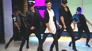 Abraham Mateo - All the girls (la la la) (En vivo)