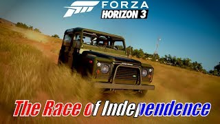 Forza Horizon 3 - The Race of Independence