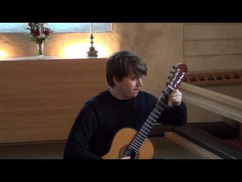 Бах Иоганн Себастьян - Gigue (From Lute Suite No. 2)