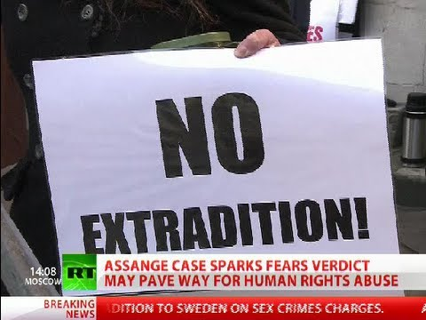 Assange loses extradition court battle, step closer to Sweden