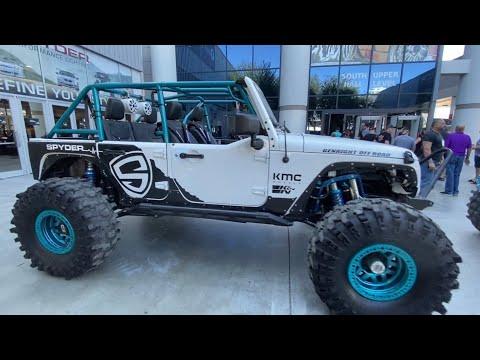 Best Hardcore Jeep JK in Sema 2019 by Waldys Off Road