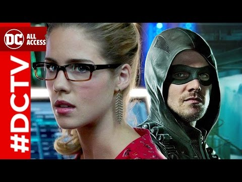 Arrow Turns Criminal + Penguin Loves Riddler?