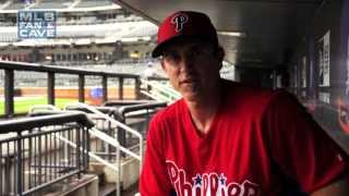 Chase Utley Responds to Mac's Letter