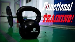 Street Work Functional training - Allenamento Funzionale esercizi fitness (Sony action cam HD video)