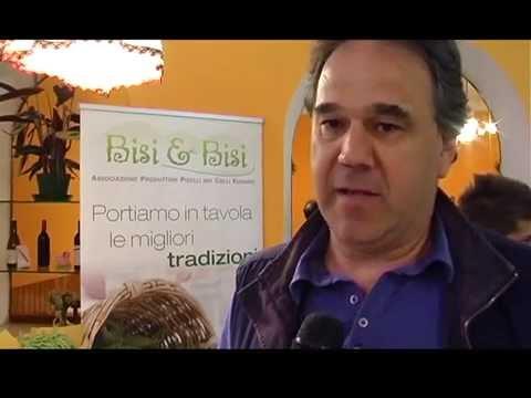 12.05.2014 Conferenza stampa Girogustando presenta i Bisi