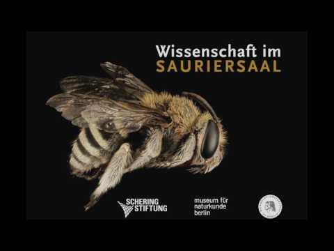 Wissenschaft im Sauriersaal:  Mensch und Mikrobe - Feind und Freund