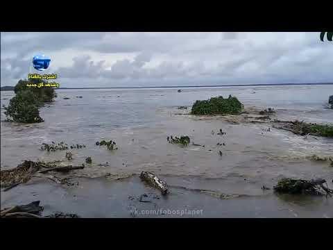 Tsunami en Indonesia Fuertes Imágenes 2018