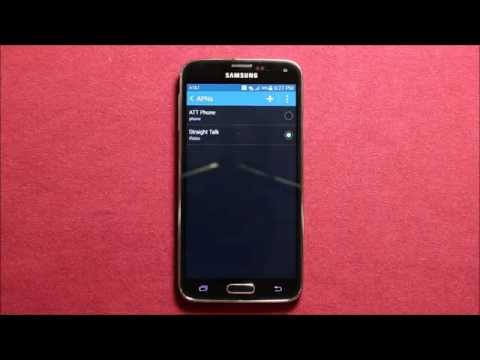 Samsung Galaxy S5 On Straight Talk LTE