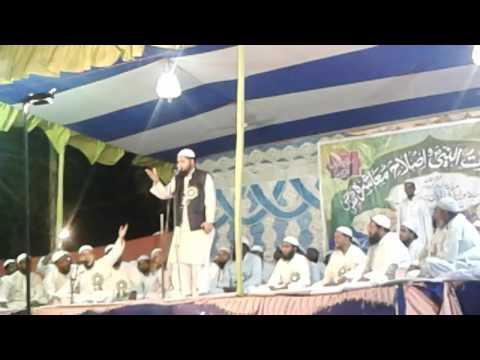 Qari Tabish rehan sahab new naat 06/05/2017
