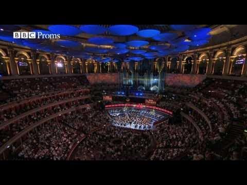 BBC Proms 2010: Henry Wood Fantasia on British Sea Songs