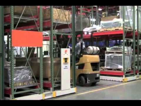 ActivRAC Industrial Racking & Shelving - HiCube Authorized Distributor in BC