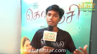 Kirubakaran At Kolanji Movie Team Interview