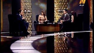 نجلاء بدر - برنامج سوارية ضيوف الحلقة الفنان هانى رمزي والمطربة دينا حايك