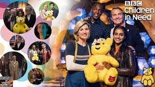 History of Doctor Who at Children In Need