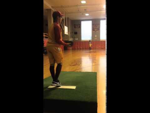 Felix Hernandez Cardinal Hayes High School Pitcher