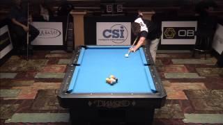 2015 USBTC 9-Ball: Corey Deuel vs Joven Bustamante