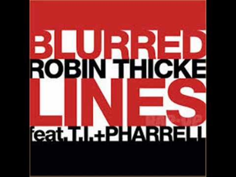 Robin Thicke - Blurred Lines [audio] Ft. T.i. & Pharrell video