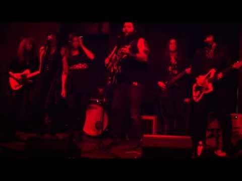 Andy Animal's Cannibal Tribe - Theme From The Cannibal Tribe (LIVE)