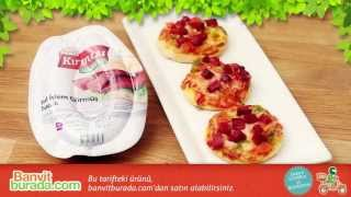 Sucuklu Mini Pizza