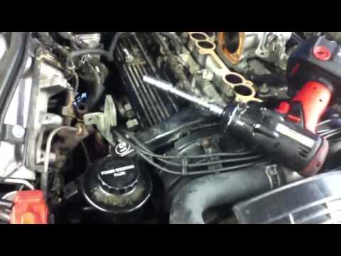 How To Replace Valve Cover Gaskets On Toyota 3 0l V6 Youtube