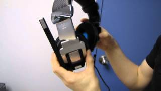 Corsair Vengeance 2000 Wireless Gaming Headset Unboxing & First Look Linus Tech Tips