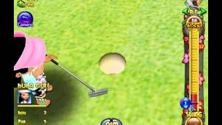 Polar Golfer Pineapple Cup Gameplay (FAKE)