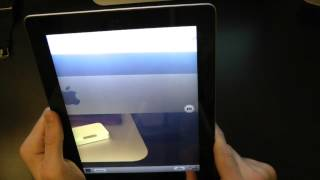 iOS 5.1 iPad2 Camera Functionality