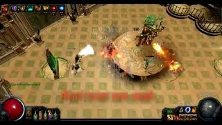 Path of Exile Labyrinth Speed Run - April 4th - 3:18