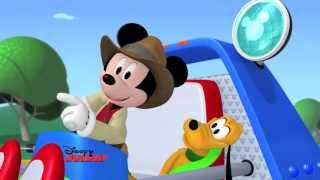 Mickey Mouse Clubhouse - Quest for the Crystal Mickey - Let's Begin! - 1080p HD