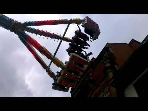 St. Crispins Fair, Northampton, October 2012