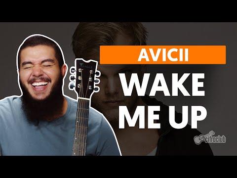 Wake Me Up - Avicii (aula De Violão Simplificada) video