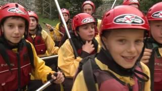 Con il rafting alla scuola del fiume - Valbrenta