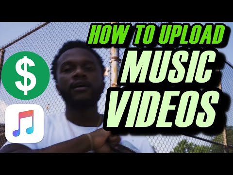 HOW TO UPLOAD MUSIC VIDEOS TO APPLE MUSIC TIDAL AND VEVO
