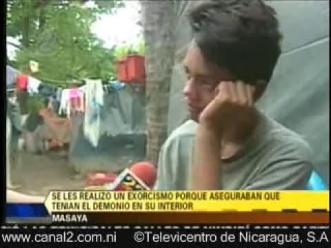 Exorcismo en Masaya Nicaragua