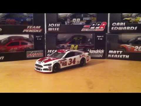 Nascar Diecast Review: David Ragan 2014 KFC (Dedicated to John Pinette)