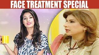 Face Treatment Special  Mehekti Morning  9 Novembe