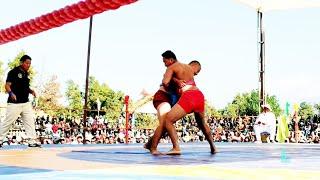 Venuzo cümu vs Thepukhoyi swuro/Chokri area wrestling 2020/Naga wrestling