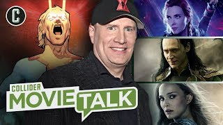 MCU Phase 5 Is Already Planned Says Kevin Feige - Movie Talk