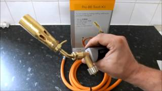 We Review & Assemble the Sievert Pro 86 Soldering Torch for Jewellers & Silversmiths