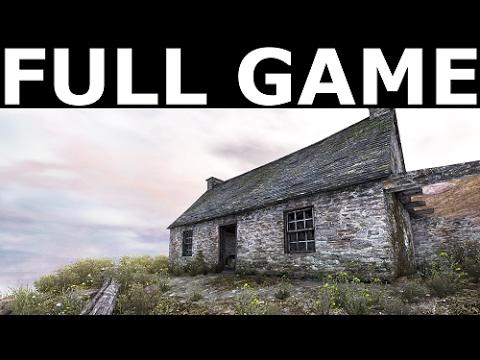 Dear Esther: Landmark Edition - Full Game Walkthrough Gameplay & Ending (Director's Commentary 2017)