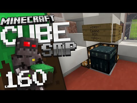 Minecraft Cube Smp Episode 160: Atm Scandal video