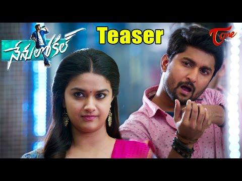 Nenu Local Movie Teaser || Nani, Keerthy Suresh || #NenuLocal