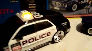Police Car Light siren Playmobil