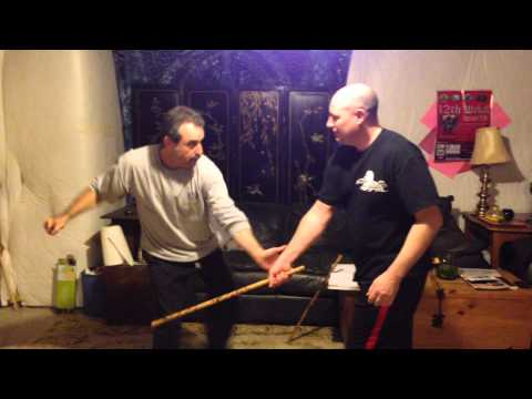 Doce Pares eskrima - Basic Locks for Zones 1-12 Image 1