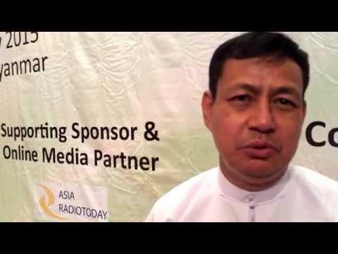Myanmar Minister speaks to Asia Radio Today